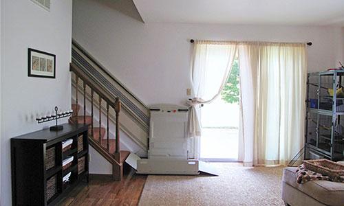 indoor stair lift