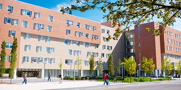 Greiner Hall University at Buffalo
