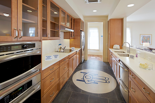 wounded warrior patriot home kitchen