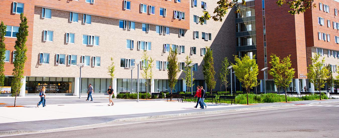University at Buffalo Greiner Hall