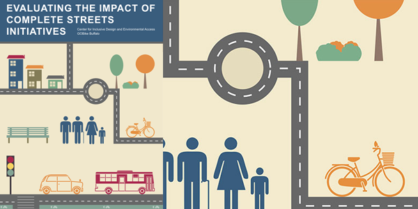Evaluating The Impact of Complete Streets Initiatives