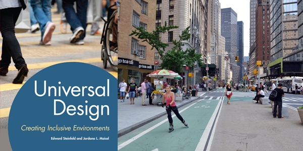 Universal Design: Creating Inclusive Environments textbook cover