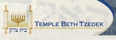 Temple Beth tzedek