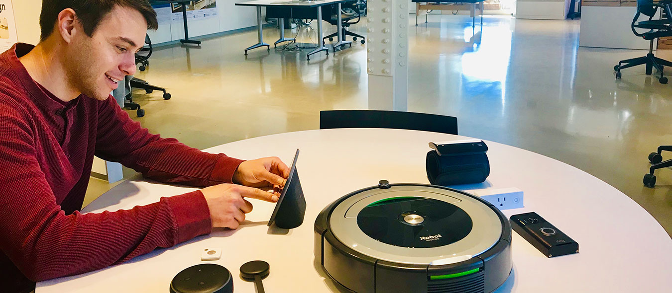 Engaging people with disabilities in the usability testing of smart home products