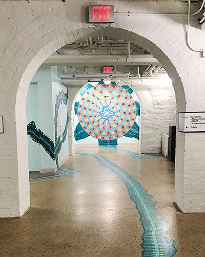 Childrens Museum of Pittsburgh MuseumLab Utilizing Art for Wayfinding