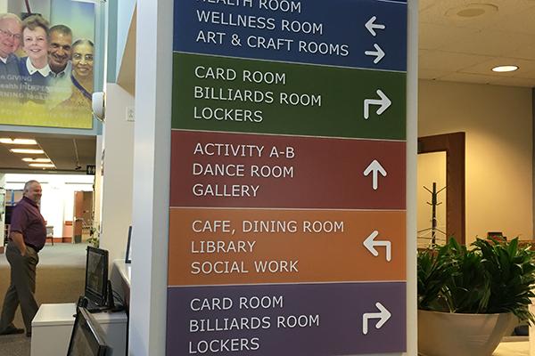 Amherst Senior Center directory