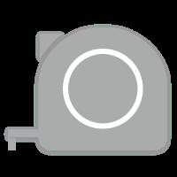 Tape measure rendering