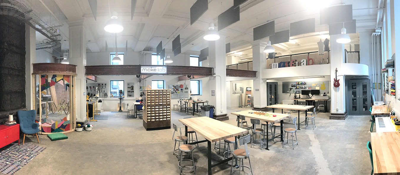 Museum Lab  maker space