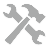 hammer and wrench rendering
