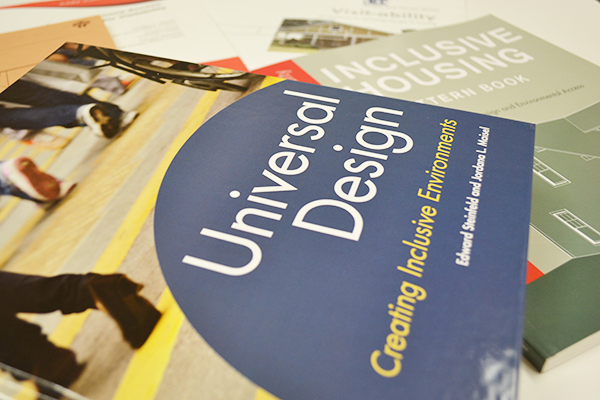 Universal Design: Creating Inclusive Environments textbook
