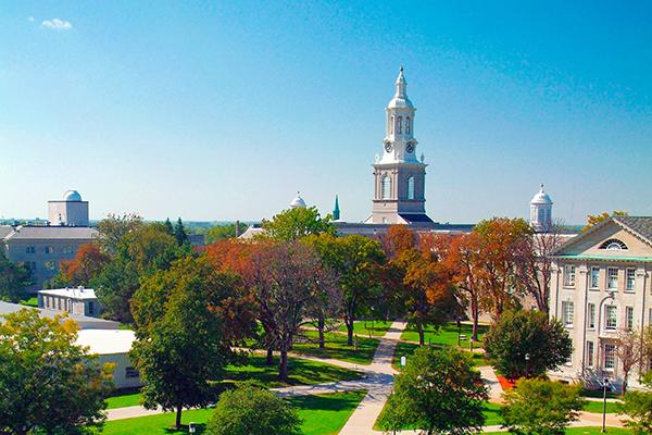 University at Buffalo Hayes Hall