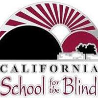 california school for the blind logo